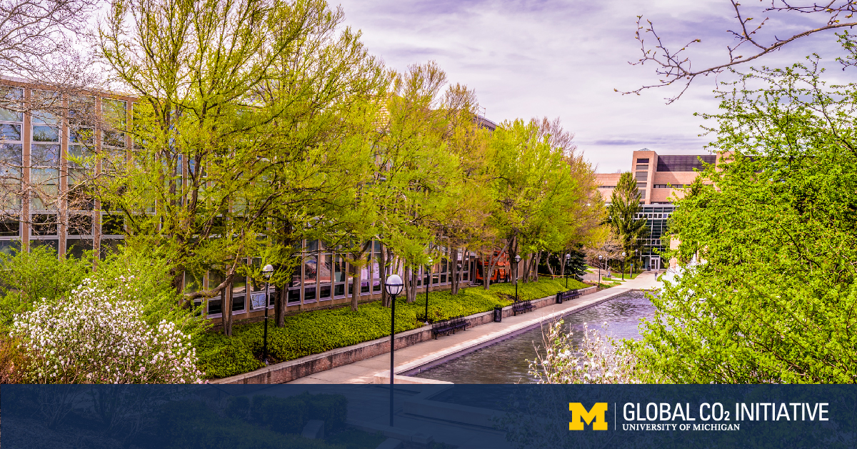 University of Michigan Global CO2 Initiative