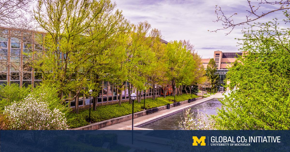 University of Michigan Global CO2 Initiative