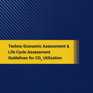 Techno-Economic Assessment & Life Cycle Assessment Guidelines for CO2 Utilization