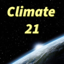 Climate 21 Podcast logo
