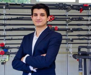 GCI welcomes new intern, José María Guerrero Mata